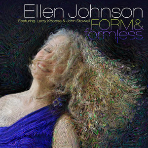 Form & formless new release from Ellen Johnson (PRNewsFoto/Ellen Johnson)